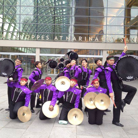 Vander Scouts Marching Band