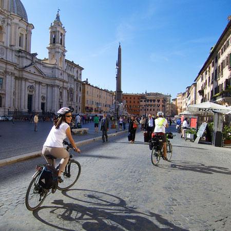Tour in Rome - Rome Bike Tours