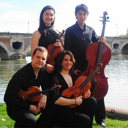 Quatuor Volute